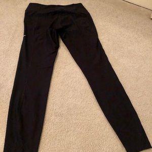 Nike Pants - Black Nike Dri-Fit Full Length Compression Legging